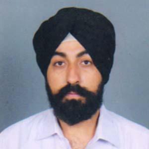 Mr. Prabhjyot Singh Pasricha