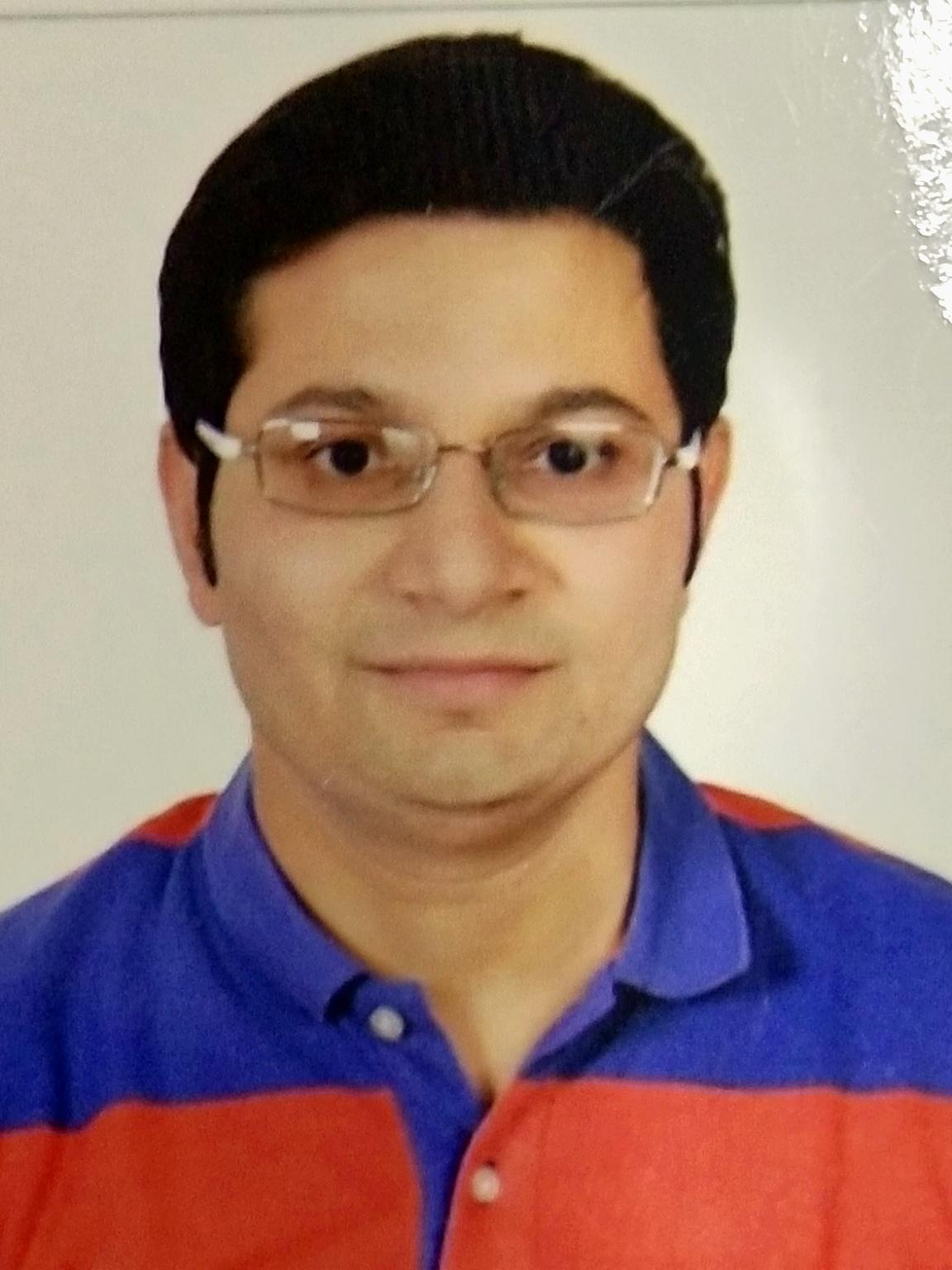 MR. CHIRAG KOTHARI