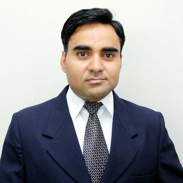 Mr. Suresh Chandra Dwivedi