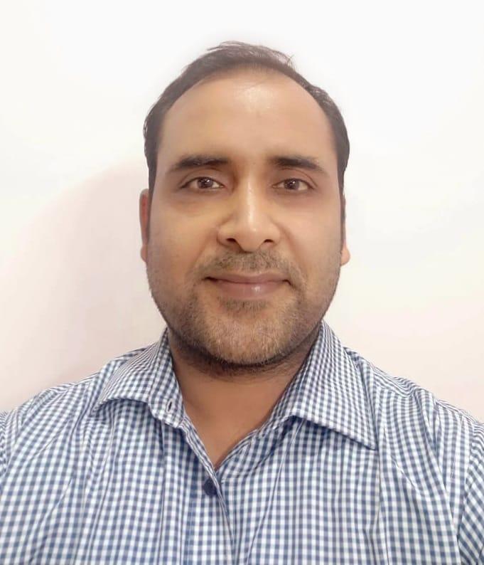MR. RAGHAWENDRA SHARAN MISHRA