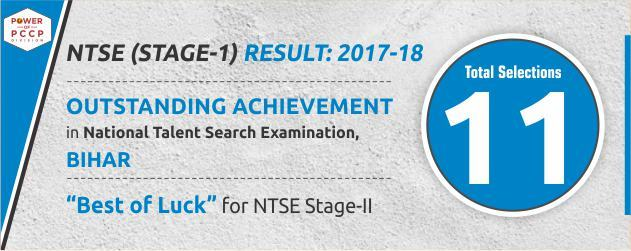 NTSE-Stage-I-Bihar-Result