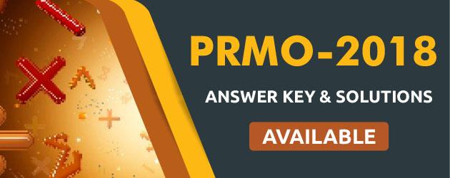 PRMO Answer Key