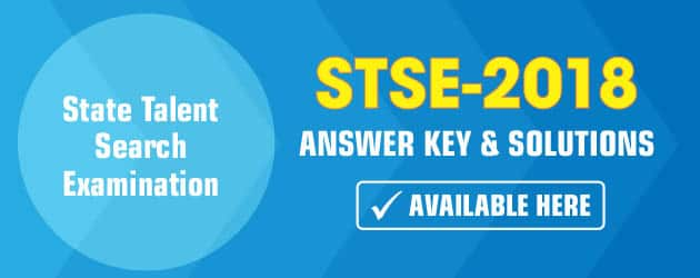 STSE AnswerKey Solution & Analysis