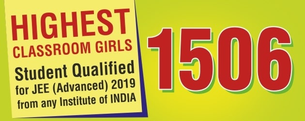 JEE Advanced Eligibility Girls Result