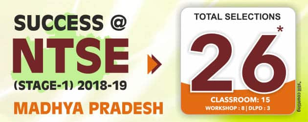 NTSE-Stage-1-2018-MP-Result