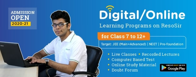 Admission Open Digital/Online 2020-21
