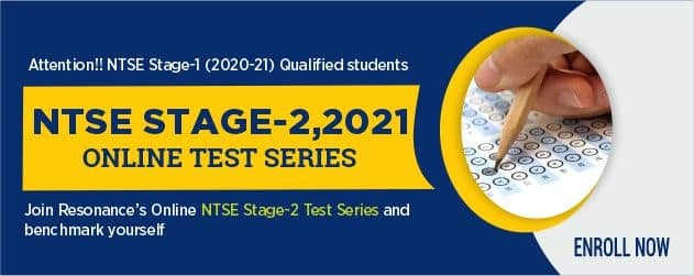 NTSE Stage-2 2021-22 Online Test Series