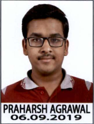 PRAHARSH AGRAWAL