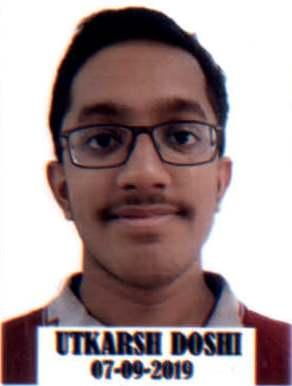 UTKARSH DOSHI