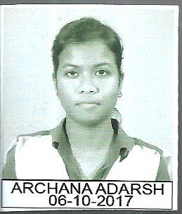 ARCHANA ADARSH