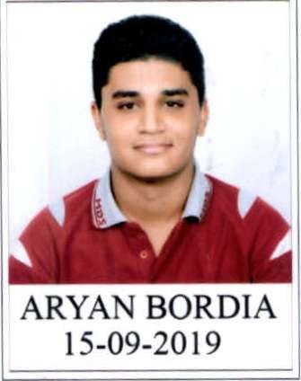 ARYAN BORDIA