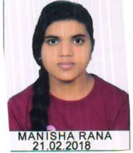 MANISHA RANA