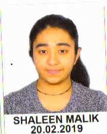SHALEEN MALIK