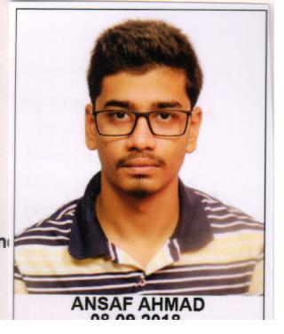 ANSAF AHMAD