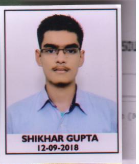 SHIKHAR GUPTA