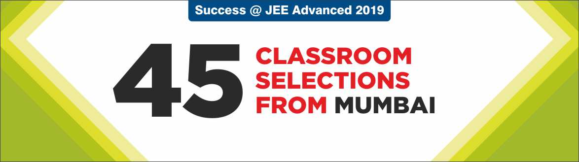 JEE Advanced 2019 - Resonance Mumbai Produced Excellent Result
