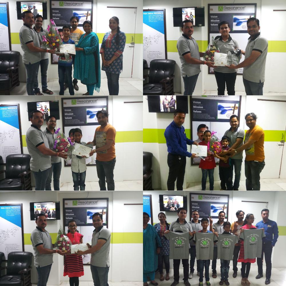 NMOT Price Distribution Ceremony
