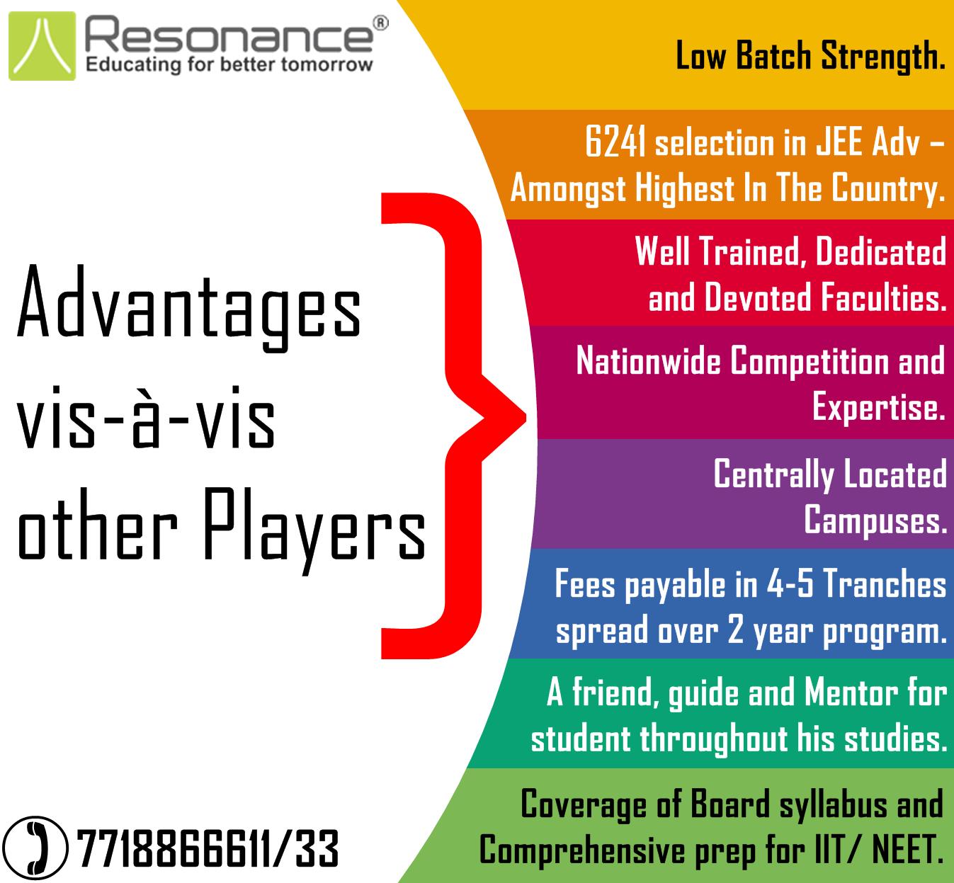 Why Resonance...